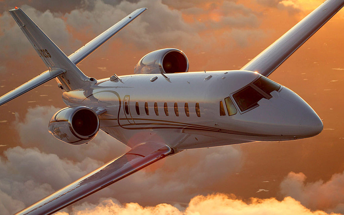 charter jet private