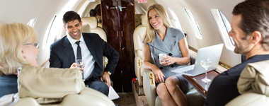 Private Jets Provide Unparalleled Experience To 3 Types Of Customers