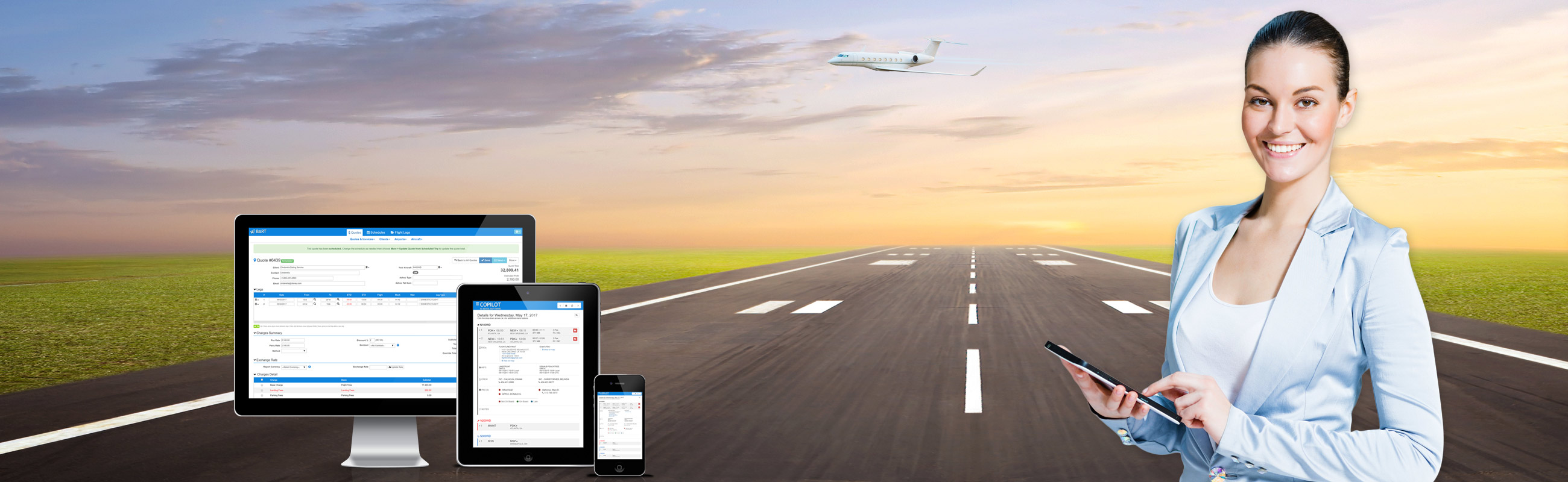 Private Aviation Software